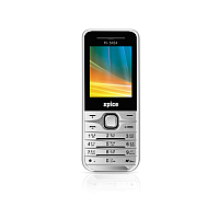 Spice M-5454 supports GSM frequency. Official announcement date is  2010. Spice M-5454 has 1 MB of built-in memory. The main screen size is 2.0 inches  with 176 x 220 pixels  resolution. It