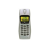 Telit GM 410 supports GSM frequency. Official announcement date is  1999.