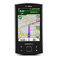 T-Mobile Garminfone supports frequency bands GSM and HSPA. Official announcement date is  February 2010. Operating system used in this device is a Android OS, v2.1 (Eclair) and  256 MB RAM