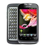 T-Mobile myTouch Q 2 supports frequency bands GSM and HSPA. Official announcement date is  August 2012. The device is working on an Android OS, v2.3 (Gingerbread) with a 1.4 GHz Scorpion pr
