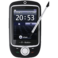 T-Mobile Vairy Touch supports GSM frequency. Official announcement date is  March 2009. The main screen size is 2.4 inches  with 240 x 320 pixels  resolution. It has a 167  ppi pixel densit