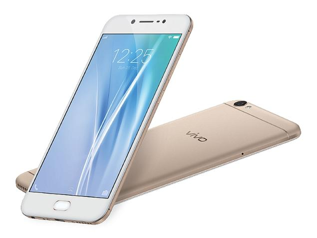 vivo V5 1601 - description and parameters
