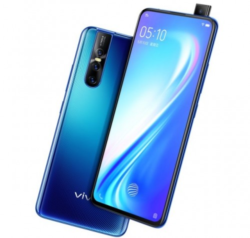 vivo S1 Pro - description and parameters
