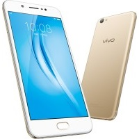 vivo V5s supports frequency bands GSM ,  HSPA ,  LTE. Official announcement date is  April 2017. The device is working on an Android 6.0 (Marshmallow) with a Octa-core 1.5 GHz Cortex-A53 pr