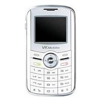 VK Mobile VK5000 supports GSM frequency. Official announcement date is  March 2006. VK Mobile VK5000 has 128 MB of built-in memory. The main screen size is 1.5 inches, 24 x 29 mm  with 128