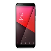 Vodafone Smart N9 supports frequency bands GSM ,  HSPA ,  LTE. Official announcement date is  June 2018. The device is working on an Android 8.1 (Oreo) with a Quad-core 1.3 GHz Cortex-A53 p