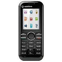 Vodafone 332 supports GSM frequency. Official announcement date is  October 2008. The main screen size is 1.8 inches  with 120 x 160 pixels  resolution. It has a 111  ppi pixel density. The