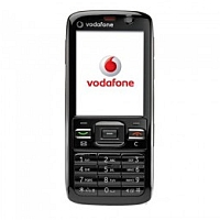 Vodafone 725 supports frequency bands GSM and UMTS. Official announcement date is  May 2008. Vodafone 725 has 20 MB of built-in memory. The main screen size is 2.2 inches  with 240 x 320 pi