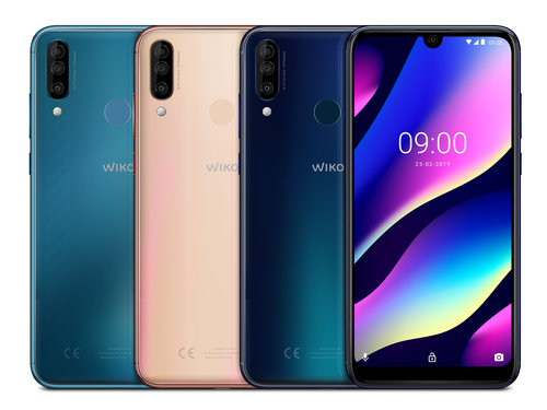 Wiko View3 Pro - description and parameters