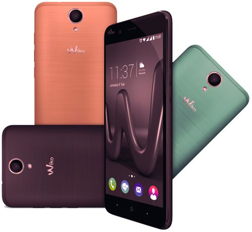 Wiko Harry - description and parameters