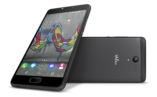 Wiko Ufeel fab - description and parameters
