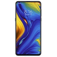 Xiaomi Mi Mix 3 supports frequency bands GSM ,  CDMA ,  HSPA ,  EVDO ,  LTE. Official announcement date is  October 2018. The device is working on an Android 9.0 (Pie) with a Octa-core (4x2