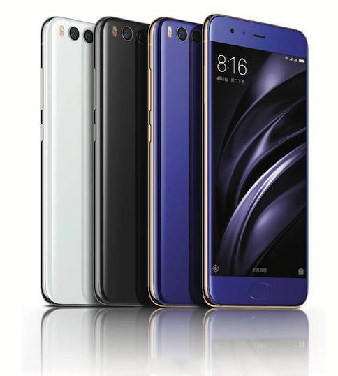 Xiaomi Mi 6 - description and parameters