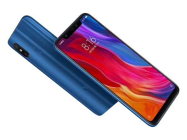 Xiaomi Mi 8 M1803E1A - description and parameters
