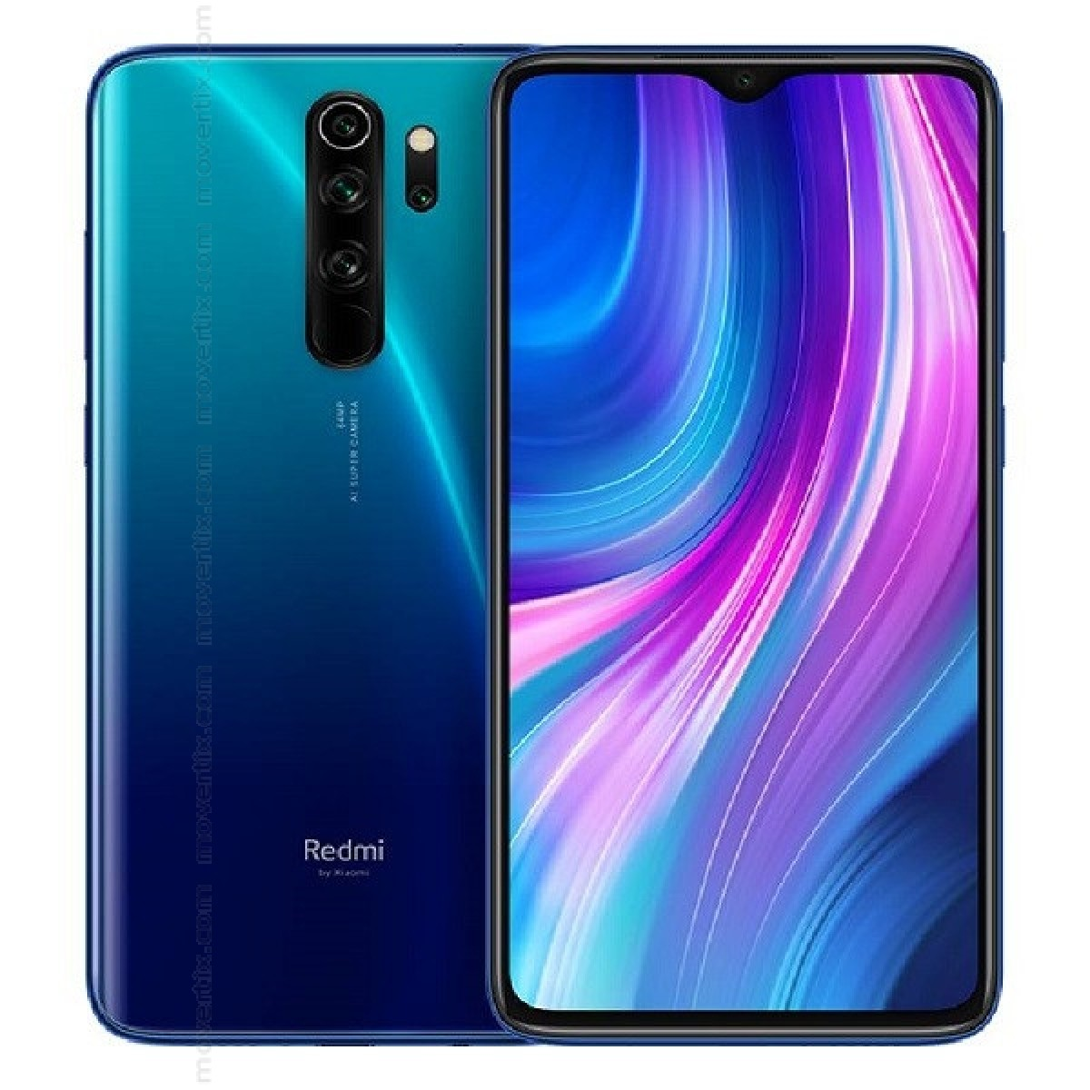 Xiaomi Redmi 8 - description and parameters