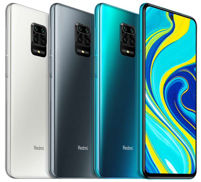 Xiaomi Redmi Note 9S - description and parameters
