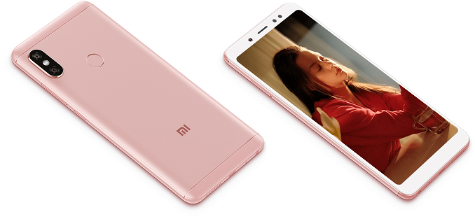 Xiaomi Redmi Note 5 AI Dual Camera - description and parameters