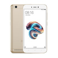 Xiaomi Redmi 5A supports frequency bands GSM ,  CDMA ,  HSPA ,  LTE. Official announcement date is  November 2017. The device is working on an Android 7.1.2 (Nougat) with a Quad-core 1.4 GH