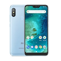 Xiaomi Mi A2 Lite (Redmi 6 Pro) supports frequency bands GSM ,  CDMA ,  HSPA ,  LTE. Official announcement date is  July 2018. The device is working on an Android 8.1 (Oreo); Android One wi