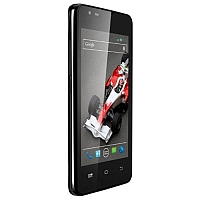 XOLO A500L supports frequency bands GSM and HSPA. Official announcement date is  October 2013. The device is working on an Android OS, v4.2 (Jelly Bean) with a Dual-core 1.3 GHz Cortex-A7 p
