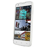 Yezz Andy C5V supports frequency bands GSM ,  HSPA ,  LTE. Official announcement date is  June 2014. The device is working on an Android OS, v4.4.2 (KitKat) with a Quad-core 1.3 GHz Cortex-