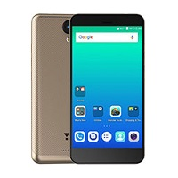 YU Yunique 2 supports frequency bands GSM ,  HSPA ,  LTE. Official announcement date is  July 2017. The device is working on an Android 7.0 (Nougat) with a Quad-core 1.3 GHz Cortex-A53 proc