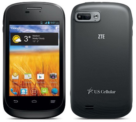 ZTE Director - description and parameters