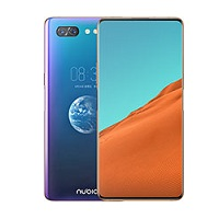 ZTE nubia X supports frequency bands GSM ,  CDMA ,  HSPA ,  EVDO ,  LTE. Official announcement date is  October 2018. The device is working on an Android 8.1 (Oreo) with a Octa-core (4x2.65